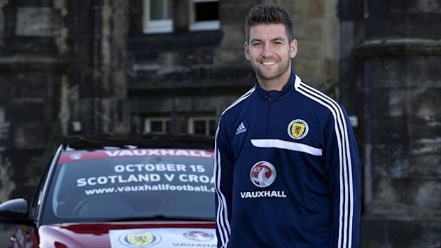 Charlie Mulgrew is dreaming of reaching a major tournament with Scotland