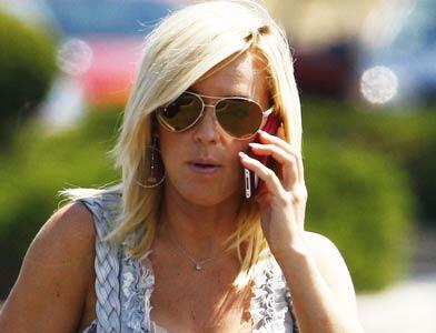pst Kate Gosselin Runs Errands
