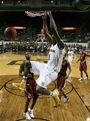 No. 9 Baylor beats Iowa State 79-64