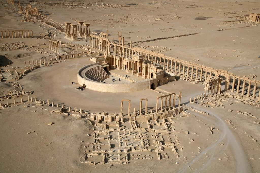 Top Muslim body urges protection of Syria's Palmyra
