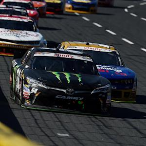 Hamlin, Kahne recap top fives at Charlotte