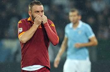 Manchester City boss Mancini no longer interested in De Rossi or Sneijder