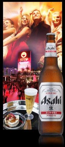 """Asahi Super Dry"" Sends Lucky Winner and 3 Friends to Eat, Drink and Be Lucky in Las Vegas"