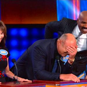 Dr. Phil's Family and Others Get Sexually Awkward on 'Celebrity Family Feud'