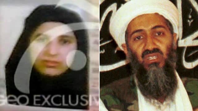 Osama Bin Laden Wives Heading Out of Pakistan