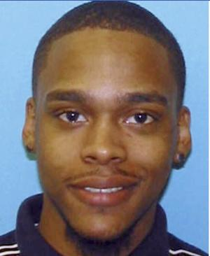 This undated photo released by the Rhode Island State Police through the Amber Alert website shows Malcolm Crowell, 22, who is sought after two people were found dead and a 2-year-old child missing from a Johnston, R.l., apartment Sunday, Aug. 11, 2013. A nationwide Amber Alert for toddler Isaih Perez was issued shortly after police were called at 5:20 a.m. to the home in Johnston. (AP Photo)