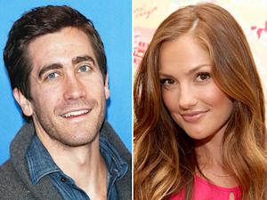 Jake Gyllenhaal Had Secret Hookup With Minka Kelly