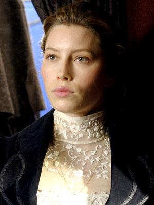 Jessica Biel in Yari Film Group's The Illusionist