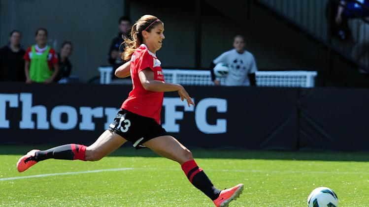 NWSL: Washington Spirit at Portland Thorns