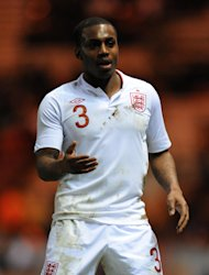 Danny Rose appeared to be racially abused during England's match in Serbia