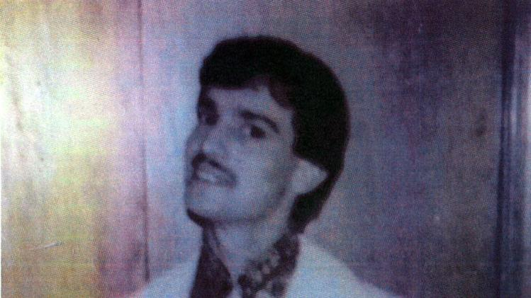 This undated image released by the Waterbury Police Department via the Republican-American newspaper shows an image of John Sponza. Sponza was the boyfriend of actor Dylan McDermott's mother Diane McDermott, who was murdered in 1967. Waterbury police reopened the investigation last year into McDermott's death after Dylan McDermott contacted them with questions, the Republican-American newspaper reported Sunday and Monday, June 24-25, 2012, as part of a two-part series. A police investigation concluded that she was killed in 1967 by her now-dead gangster boyfriend.  (AP Photo/Waterbury Police Department via the Republican-American via The Republican-American)