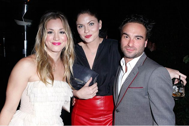 Cuoco O Keefe Galecki GQ Man Of The Year
