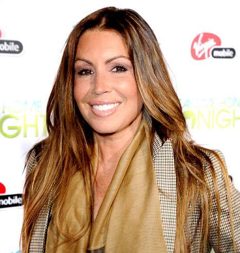 Rachel Uchitel Welcomes Baby Girl!