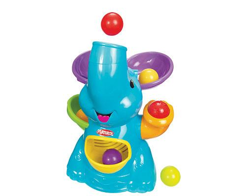 Poppin' Park Elefun Busy Ball Popper by Playskool