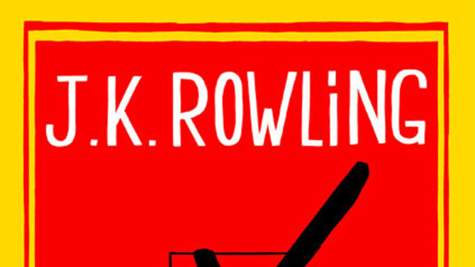 """This undated photo made available by Little, Brown and Co. shows the cover of """"The Casual Vacancy,"""" J.K. Rowling's first novel for adults.  Ann Patchett, who founded Parnassus Books in Nashville, says she has been recommends J.K. Rowling's first grownup novel, """"The Casual Vacancy,"""" as a holiday gift in 2012. (AP Photo/Little, Brown and Company)"""