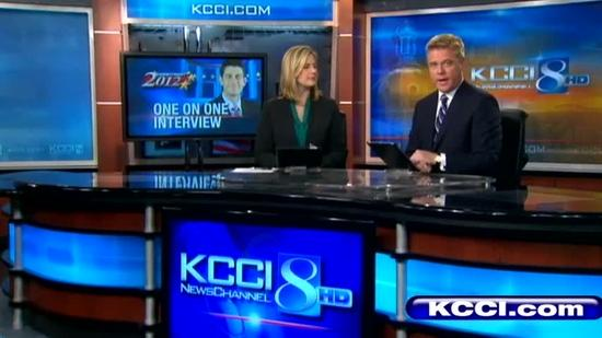 Paul Ryan sits down with KCCI