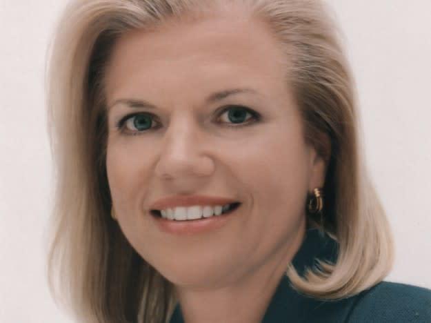 IBM names 30-year veteran, Virginia Rometty, its new CEO