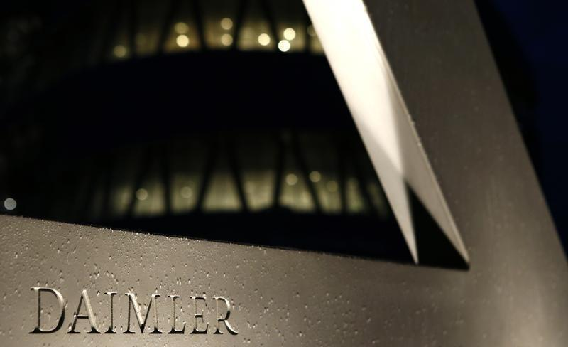 Daimler recalls 840,000 vehicles in U.S. for airbag concerns