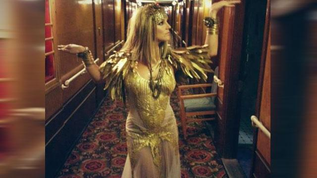Britney Channels Cleopatra for New Photoshoot