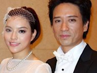 Grace Ip and Eric Kwok married