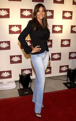 Sofia Vergara White Lotus Opening Los Angeles, CA - 3/7/2003
