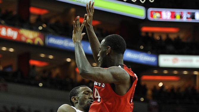 NCAA Basketball: St. John's at Louisville