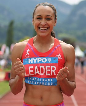 Click for more Jessica Ennis photos