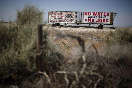 California court rejects city's tiered water rates