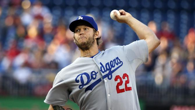 Kershaw back with shutout ball, Dodgers top Nats