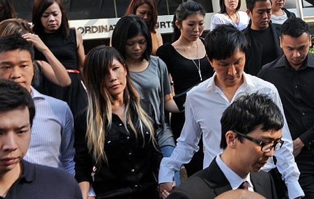 Kong Hee and Ho Yeow Sun go to court