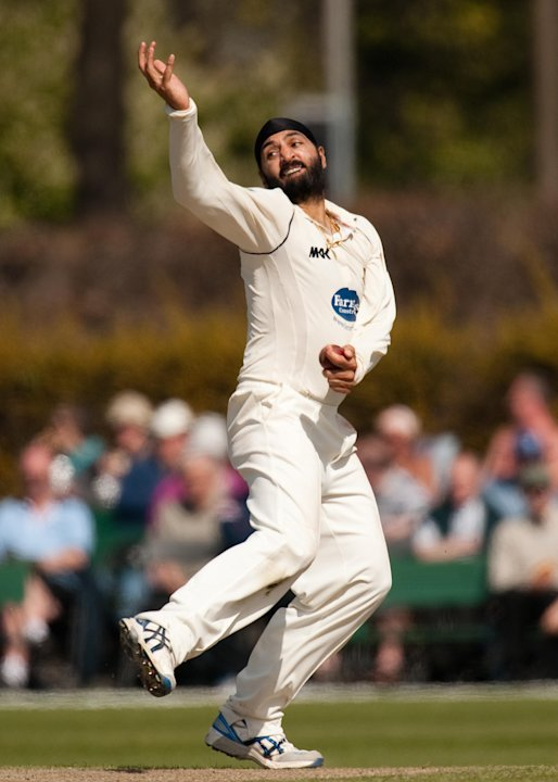 Monty Panesar's four for 23 was vital in Sussex's victory