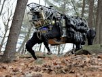 yahoo reports yahoo news ive mule darpa legged squad support