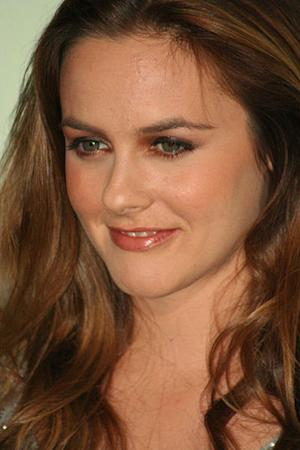 "Alicia Silverstone also has a ""Blu"" in her family."
