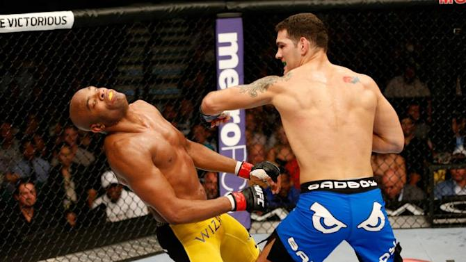 2013 Knockout of the Year: Chris Weidman's UFC 162 KO of Anderson Silva
