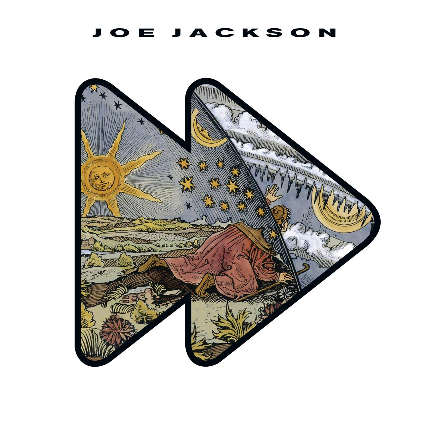 Music Review: Joe Jackson returns to pop in 'Fast Forward'