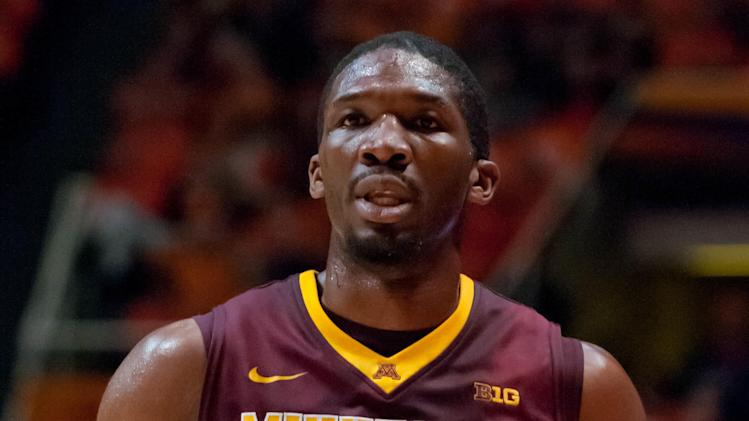 NCAA Basketball: Minnesota at Illinois