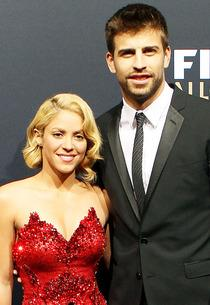 Shakira and Gerard Pique | Photo Credits: Scott Heavey/Getty Images