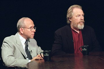 Bob Balaban and Michael McKean in Warner Independent's For Your Consideration