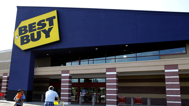 Best Buy 2Q profit drops 90 pct, misses estimates