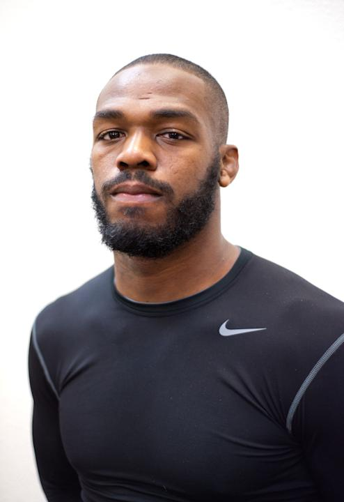 UFC's Jon Jones Open Workout