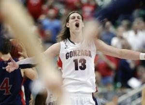 No. 1 Gonzaga rolls over Saint Mary's 65-51 at WCC