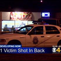Denver Police Investigate Shooting In North Park Hill