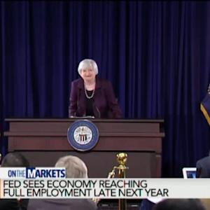Markets Move as Federal Reserve Preaches Patience
