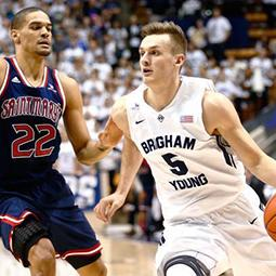 WCC Men's Basketball Player of the Week | March 2, 2015