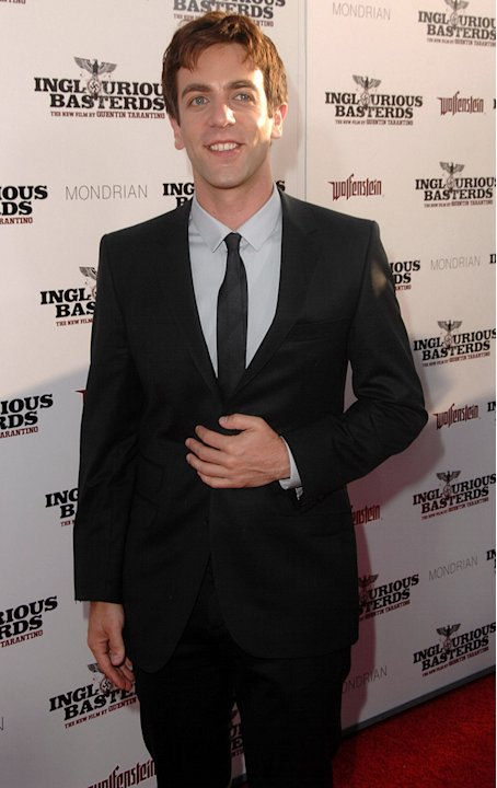Inglourious Basterds LA Premiere 2009 BJ Novak