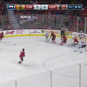 Ramo robs Kruger with glove save on stomach