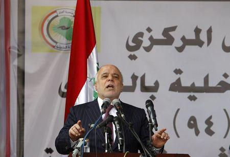 Iraqi PM rejects idea of building security wall around Baghdad