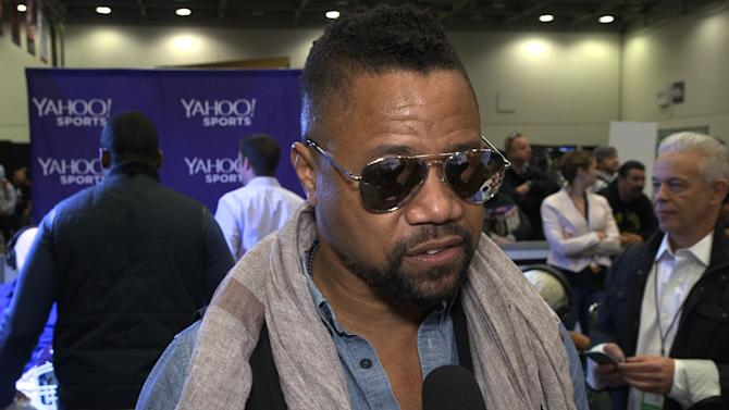 Cuba Gooding Jr. on hardest thing about playing OJ