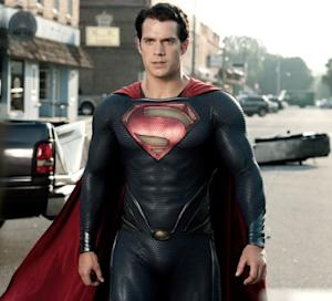 Henry Cavill seen in 'Man Of Steel' -- Warner Bros.
