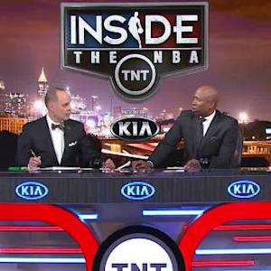 Inside The NBA: Spurs v Clippers, Game 7 Postgame